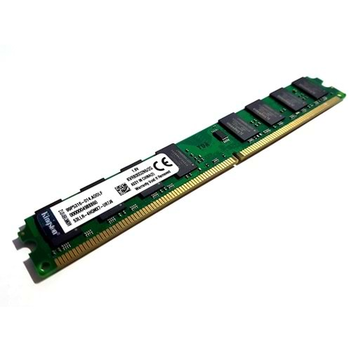 Kingston 2 GB DDR2 800 Mhz PC Ram (KVR800D2N6/2G)