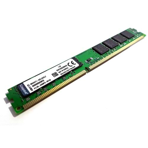 Kingston 4 GB DDR3 1333 Mhz PC3-10600 PC Ram (KVR1333D3N9/4G)